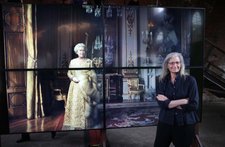 Women: New Portraits Annie Leibovitz exhibition