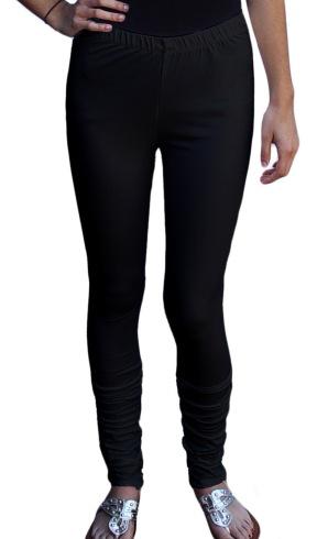 Ayurvastram Cotton Spandex Extra Long Leggings